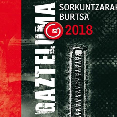 """Bourse littéraire """"Gazteluma"""" 2018 : appel aux jeunes écrivains basques"""
