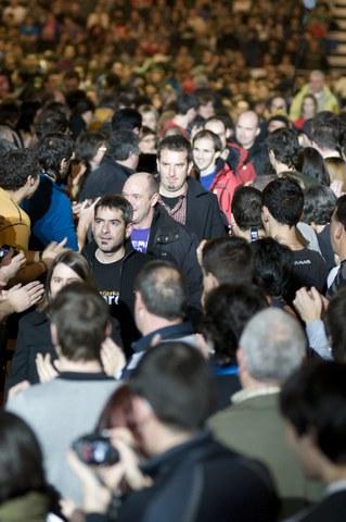 Championnat de bertsulari du Pays Basque 2013