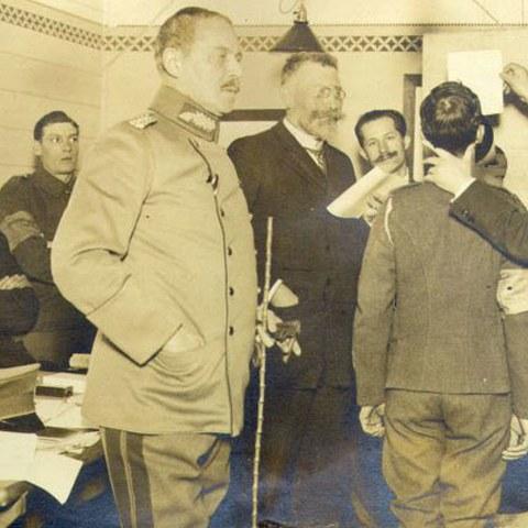 Conférence sur les enregistrements de basques, prisonniers de guerre en Allemagne