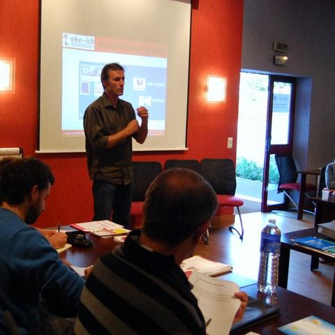 Cycle d'accompagnement des acteurs culturels basques : formulez vos propositions