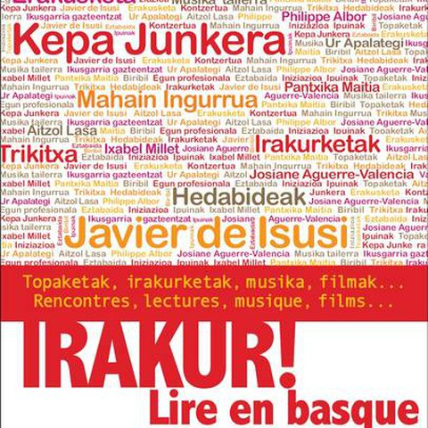 "Cycle ""Irakur ! - Lire en basque"" 2015"