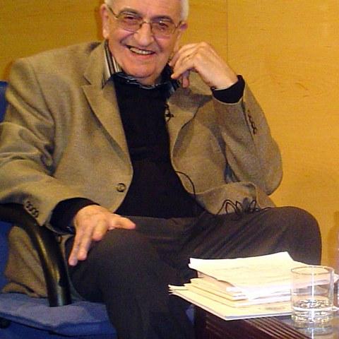 Décès de l'académicien basque Piarres Charritton