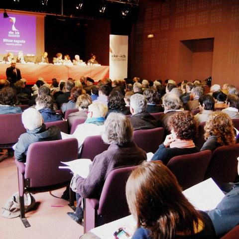 Demandes de partenariat auprès de l'ICB pour l'année 2014