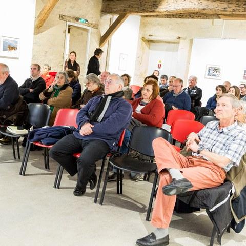 Démarrage du 3e séminaire de l'Ethnopôle basque