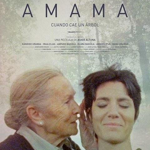 "Distribution du film ""Amama"" en Iparralde"