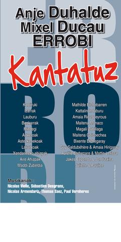"""""""Errobi Kantatuz"""" à Ayherre"""