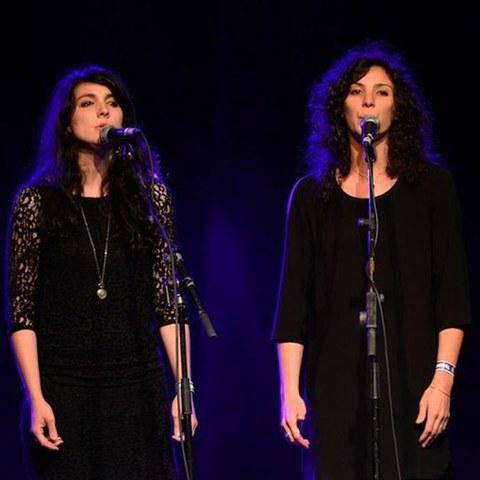 Etchegoyhen ahizpak en concert à Hendaye