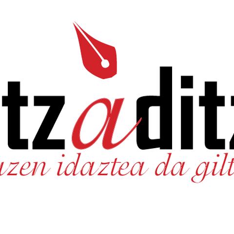 """Dictée en euskara """"Hitzaditza"""" 2014 - Inscrivez-vous vite !"""