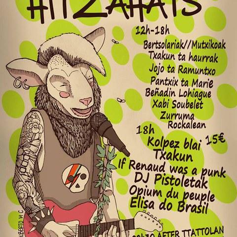 """""""Hitzahats"""" à Hasparren"""