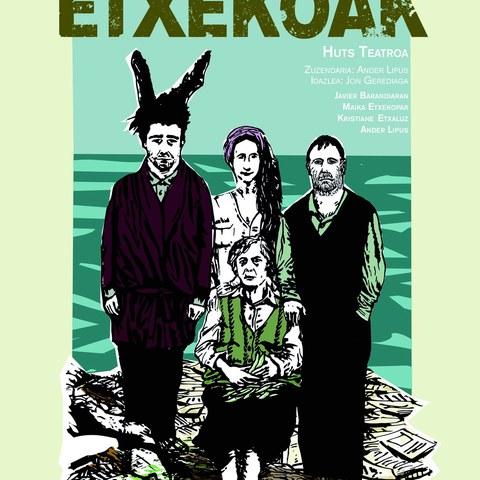 IBILKI - La diffusion du théâtre en langue basque en marche