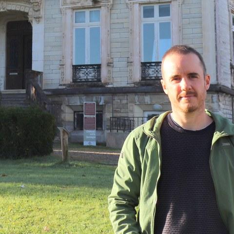 Johañe Etchebest, nouveau directeur de l'Institut culturel basque