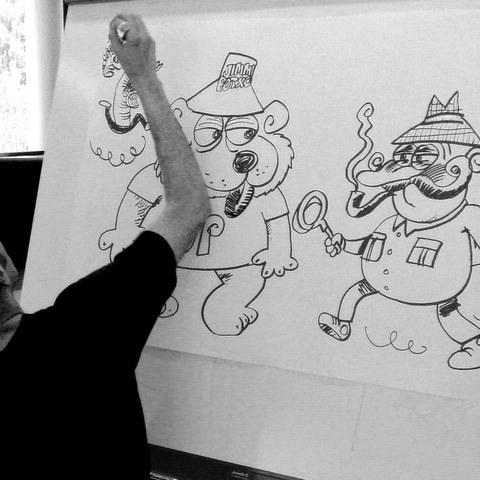 La bande dessinée basque - Sensibilisation des professionnels de la lecture publique