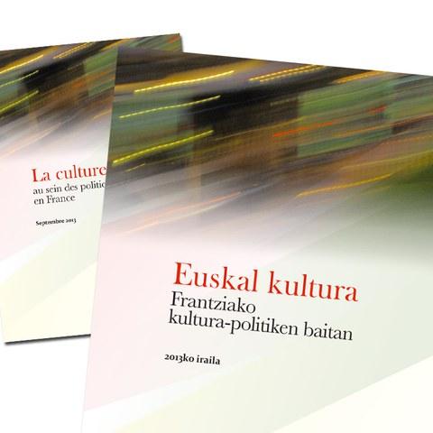 La culture basque au sein des politiques culturelles en France
