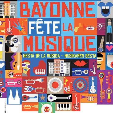 La Fête de la Musique à Bayonne