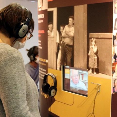 La mémoire du Pays de Hasparren partagée au travers de témoignages audiovisuels