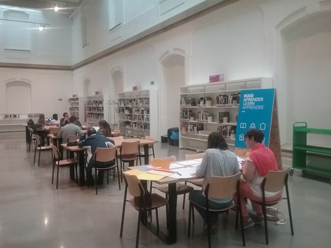 L'art moderne et contemporain au Pays Basque - Sensibilisation des professionnels de la lecture publique