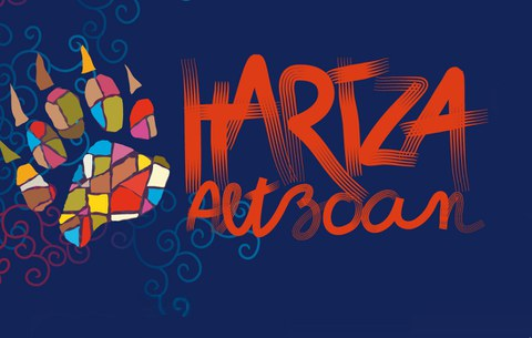 Le festival Hartza Altzoan à Ustaritz