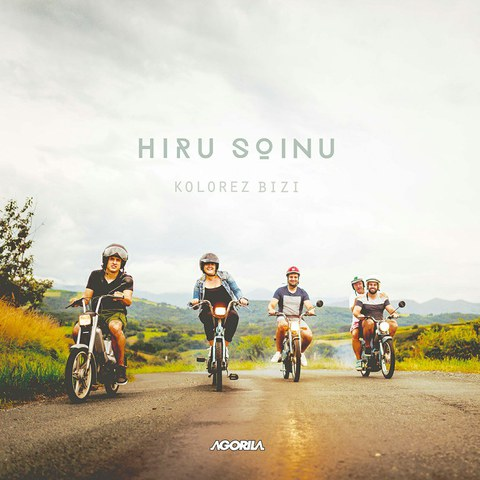 Le groupe Hiru Soinu à la Luna Negra