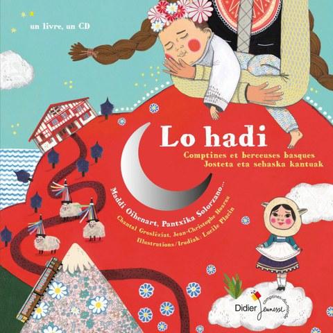 """Le livre-CD """"Lo hadi """" récompensé"""