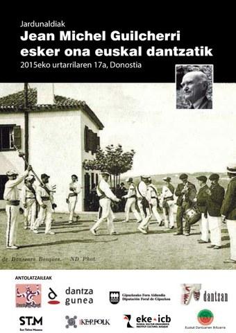 Le monde de la danse basque rend hommage au travail de Jean-Michel Guilcher