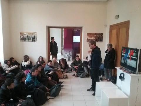 """Le parcours EAC """"Vivre la culture basque aujourd'hui"""" renouvellé"""