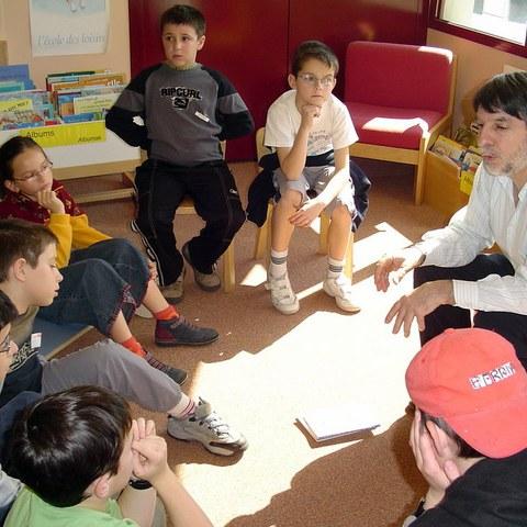 Littérature enfance et jeunesse en basque - Formation pour les professionnels de la lecture publique
