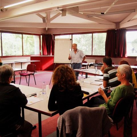 Modules de formation de l'ICB : les associations consultées