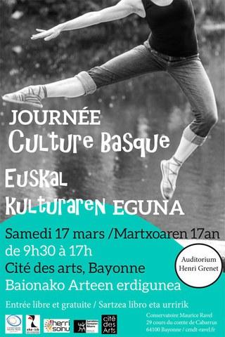 """Nouvelle édition de la """"Journée de la culture basque"""" à Bayonne"""