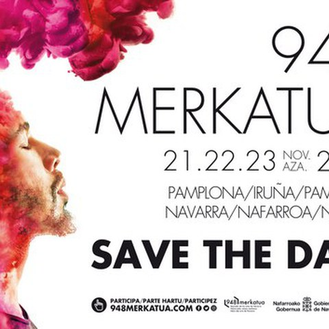 "Participation de l'Institut Culturel Basque à la 2e édition de ""948 Merkatua, Salon des arts de Navarre"""