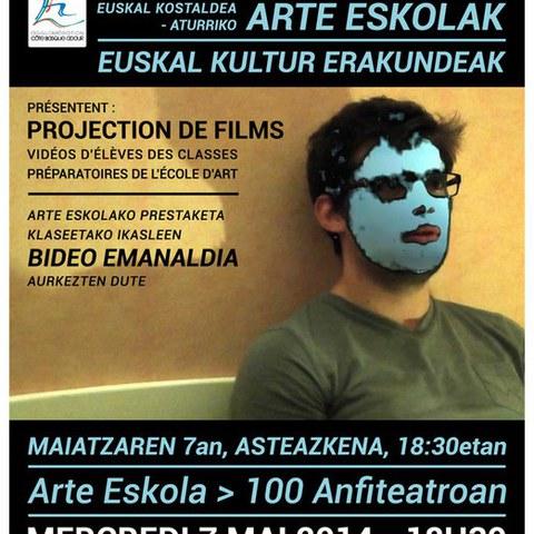 Regards d'élèves de l'école d'art sur la mémoire orale basque