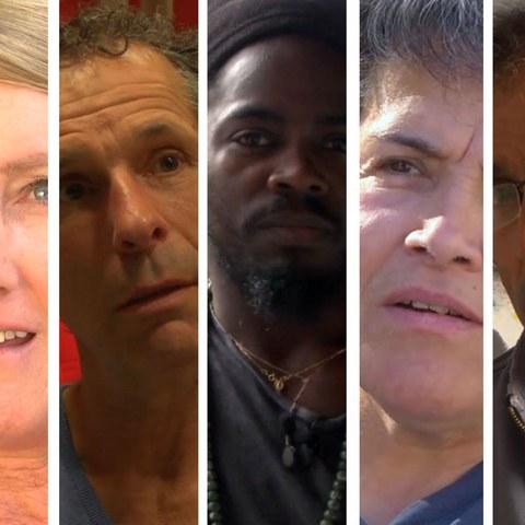 Reportages audiovisuels autour de la création contemporaine