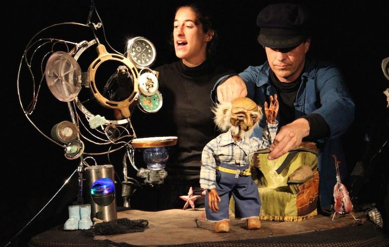 Sensibilisation des professionnels de la lecture publique au théâtre basque