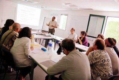 Soirée d'information sur l'emploi et les ressources humaines