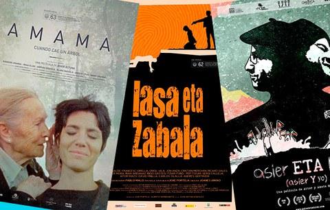 Un accord entre l'ICB et Zineuskadi afin de soutenir la distribution du cinéma basque