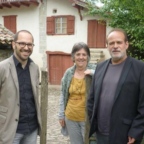 Un mathématicien basque en résidence d'écrivain à Hendaye
