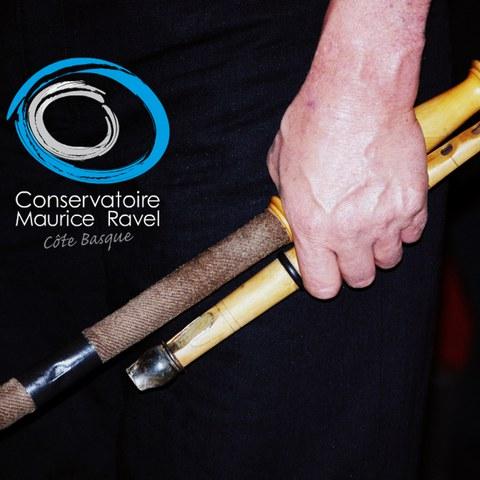 Les élèves du Conservatoire de Bayonne s'initient à la culture basque