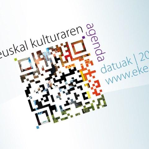 Une synthèse chiffrée de l'agenda culturel basque 2012