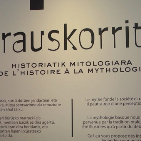 Herauskorritxe - Centre d'interprétation de la mythologie basque