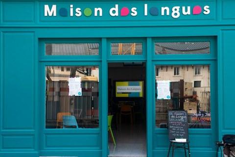 """Maison des langues """"Jakinola"""""""