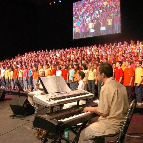 Association Musiques en milieu scolaire - Pyrénées-Atlantiques