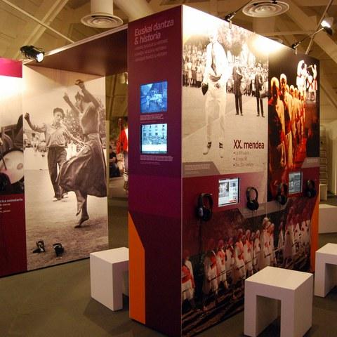 """L'expo """"SOKA, regards sur la danse basque"""" à Donostia"""