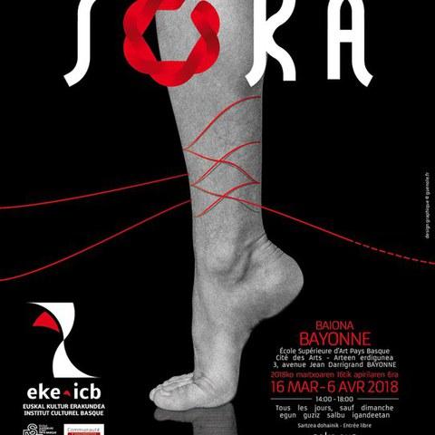 """L'exposition """"SOKA, regards sur la danse basque"""" à Bayonne"""