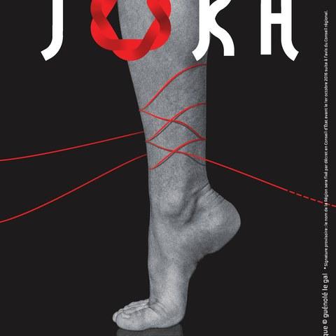 """L'exposition """"SOKA, regards sur la danse basque"""" à Lons"""