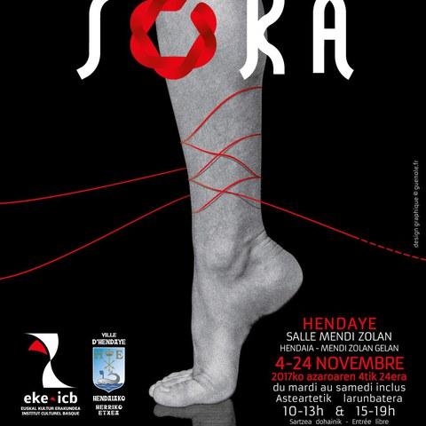 Exposition Soka à Hendaye