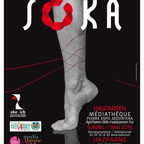 "Inauguration de l'exposition ""Soka"""