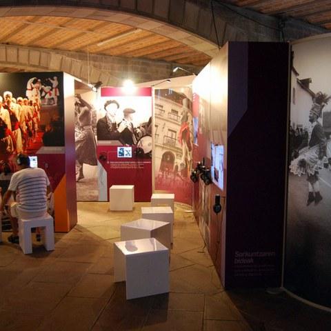 L'exposition Soka à Irissarry