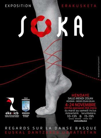 """Présentation guidée de l'exposition """"Soka"""""""