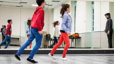 Cours de danse basque