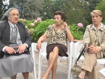Arantza Goikoetxea, Karmele et Maria Rosa Lopategi