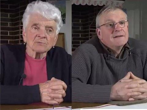 Germaine et Jean-Fabien Lechardoy